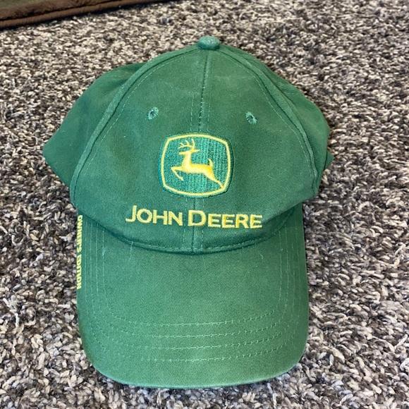 John Deere owners edition brand hat